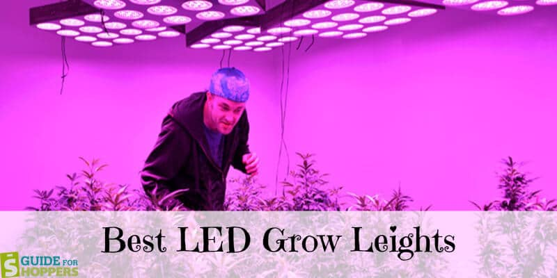 Best LED Grow Lights - Guide For Shoppers